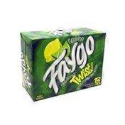 Faygo Twist Soda