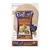 Flatout Flatbread Harvest Wheat - 7 CT