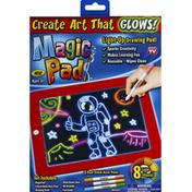 Magic Pad Drawing Pad, Light-Up