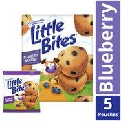 Entenmann's Entenmann's Little Bites Blueberry Muffins