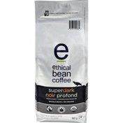 Ethical Bean Superdark French Roast Whole Bean Coffee - Organic - Fairtrade Certified