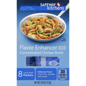 Signature Kitchens Flavor Enhancer, Concentrated Chicken Broth