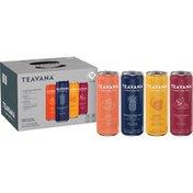 Teavana Pineapple Berry Blue, Peach, Mango, & Passion Tango Craft Iced Tea Variety Pack