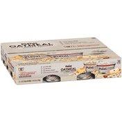Yoplait Plenti Apple Cinnamon/Peach Variety Pack Oatmeal with Greek Yogurt