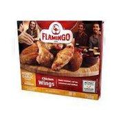 Flamingo Honey & Garlic Flavor Chicken Wings