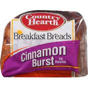 Country Hearth Breakfast Breads, Cinnamon Burst