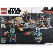 LEGO Mandalorian Battle Pack, Building Toy, 102 Pieces