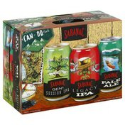 Saranac Beer, The Can-Do Pack