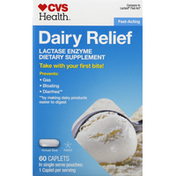 CVS Health Dairy Relief, Fast-Acting
