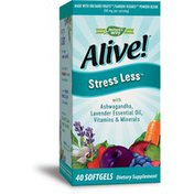 Nature's Way Alive Stress Less