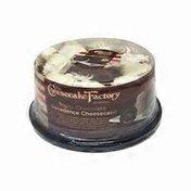 Ccf Decadence With Triple Chocolate Cheesecake