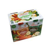 Happy Tot Love My Veggies Pouches Variety Pack