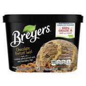 Breyers Ice Cream Chocolate Pretzel Swirl