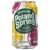 Poland Spring Pomegranate Lemonade Sparkling Water