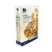 Food Lion Crispy Hexagons Corn & Rice Cereal
