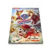 Nickelodeon PAW Patrol: Summer Rescues DVD