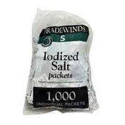 First Street Iodized Salt Packets