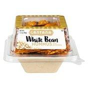 Lantana Hummus White Bean with Pretzels