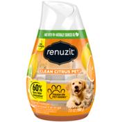Renuzit Gel Air Freshener, Clean Citrus