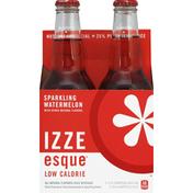 Izze Low Calorie Sparkling Watermelon Juice
