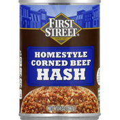 First Street Corned Beef Hash, Homestyle