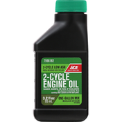 Ace Engine Oil, 2-Cycle, Low Ash