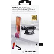 Scosche Magnetic Mount, Telescoping, Window/Dash