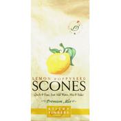 Sticky Fingers Bakeries Scones, Lemon Poppyseed