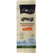 Haolam Cheese, Pasteurized Process, American