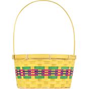 Publix Bamboo Basket, Large