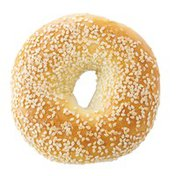 Loose Sesame Bagel