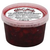 Crane Berry Cranberry Sauce, with Imported French Brandy
