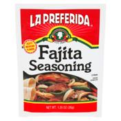 La Preferida  Fajita Seasoning Mix, Mexican Spices