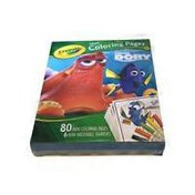 Crayola Disney Pixar Finding Dory Mini Coloring Pages