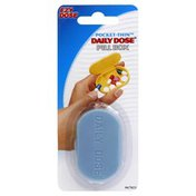 Ezy Dose Daily Dose, Pill Box, Pocket Thin, Blister Pack