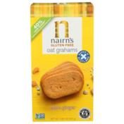 Nairn's Oat Grahams, Gluten Free, Stem Ginger