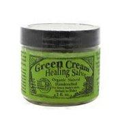 East Hill House Green Cream Healing Salve