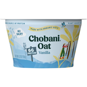 Chobani Oat Vanilla Non-Dairy Yogurt