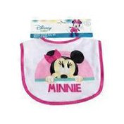 Regent Baby Product Mickey Mouse Terrycloth Bib
