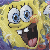 DesignWare Napkins, Luncheon, SpongeBob Epic, 2 Ply