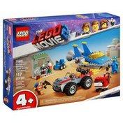 LEGO Emmet & Benny's Build & Fix Workshop Building Set