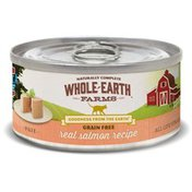 Whole Earth Farms Grain Free Pate Natural Food For Cats