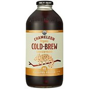 Chameleon Organic Caramel Flavored Cold Brew Coffee Concentrate