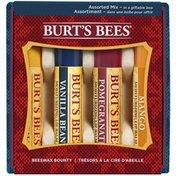 Burt's Bees Beeswax Bounty Assorted Mix Lip Balm Giftable Box