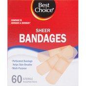 Best Choice Shear Bandages