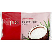 PICS Coconut Flakes, Unsweetened