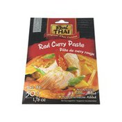 Real Thai Red Curry Sauce