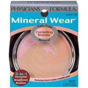 Mineral Wear™ 7543 Light Bronzer Talc-Free Mineral Correcting Bronzer