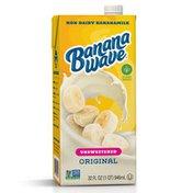 Banana Wave Unsweetened Dairy Free Bananamilk