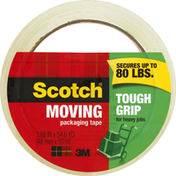Scotch Packaging Tape, Moving